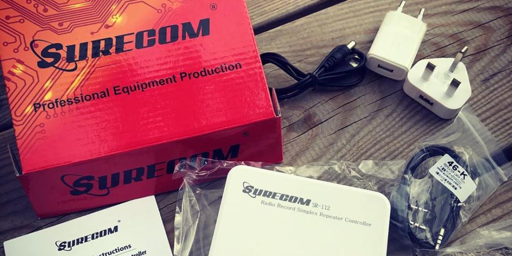 Read more about the article BaoFeng UV-5R et le répéteur mobile Surecom SR112