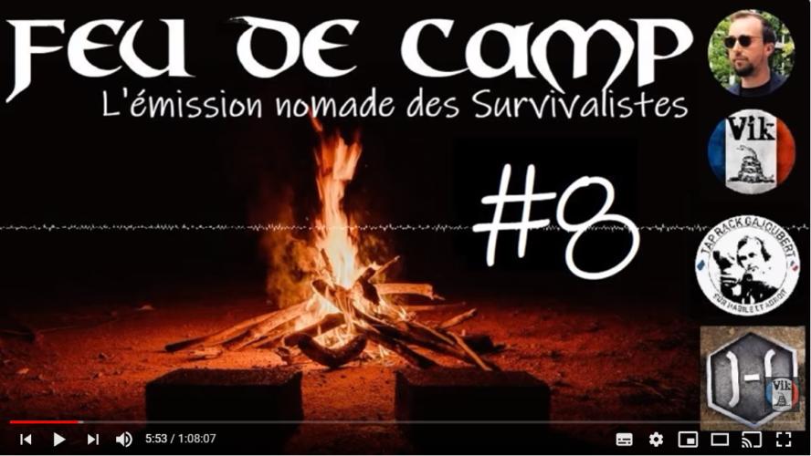 Read more about the article Feu de camp saison 2 épisode 1