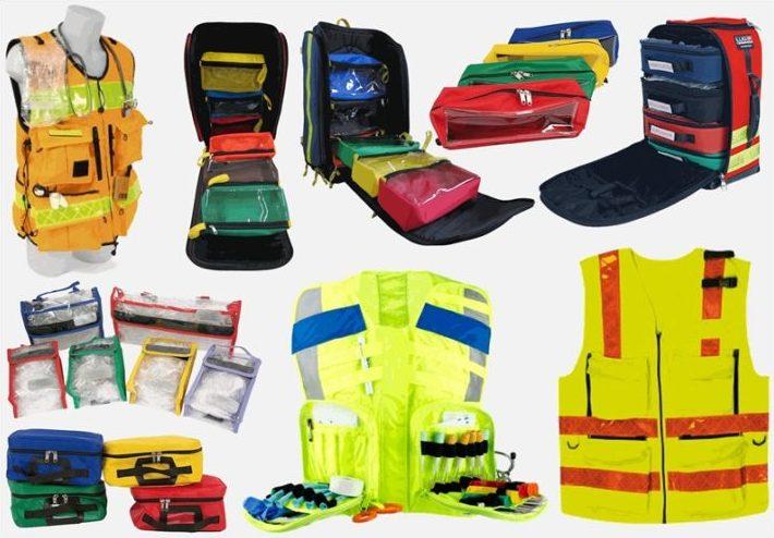 Organisation des kits de secours