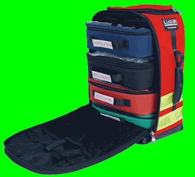 sac à dos prompt secours - Sac d'intervention et secours