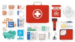 Préparation aux secours d'urgences
