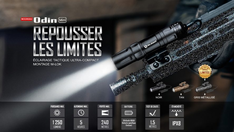 Read more about the article Olight Odin Mini Kit