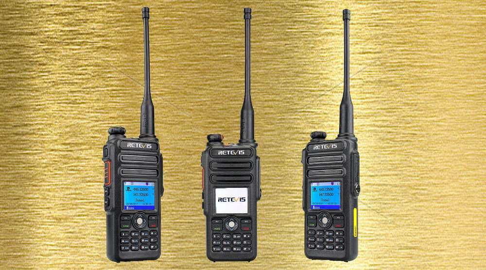 You are currently viewing Portatif DMR Retevis RT82