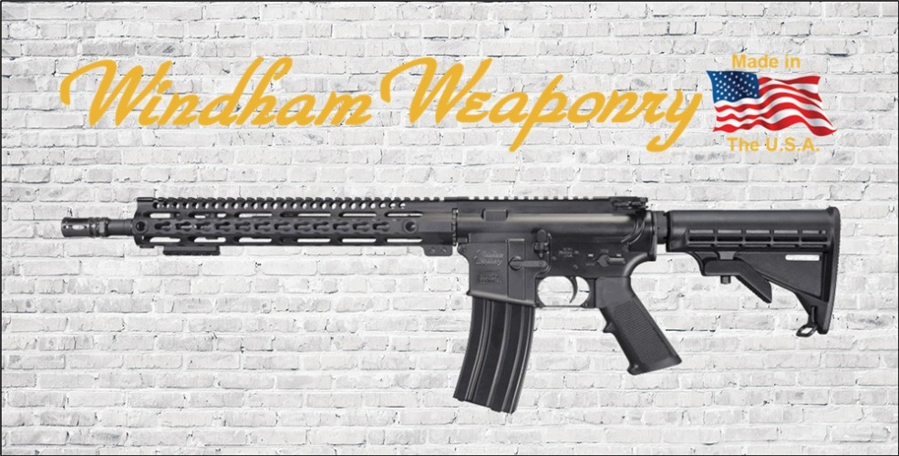 Read more about the article Windham Weaponry WW-15 14.5″ M-LOK