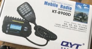 Read more about the article La station mobile QYT KT-8900D