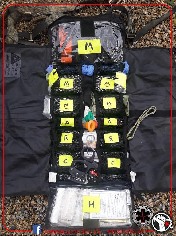 Rollpack Medic Setup MARCH