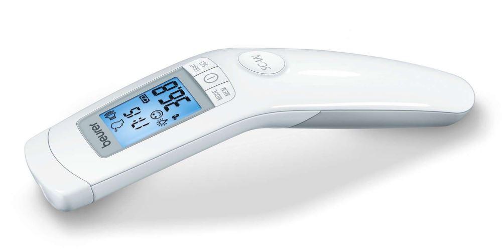 Read more about the article Thermomètre sans contact FT 90 de Beurer